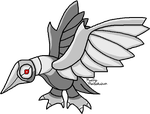 Dovepteryx (The Blue Tri) by Chronicle-King
