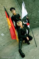 Prussia and Germany by dannsegoshi