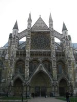 Places 515 Westminster Abbey by Dreamcatcher-stock