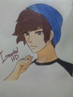 ImmortalHD by SnowblueXD