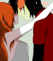 Amber And Leon -My Part of Collab- by TFAfangirl14