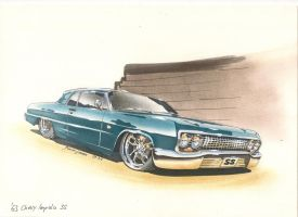 '63 Impala by DominikScherrer