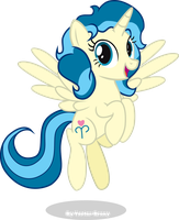 Tina Fountainheart by Vector-Brony