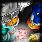 Im sexy and I know it Comic cover by Mimy92Sonadow
