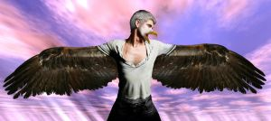 Spread Your Wings by The-Aghama