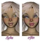 Before and After by reddfoxxxfiregrrrl