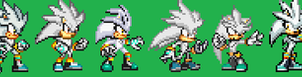 Silver Sprite Generations [UPDATE] by ColdFan