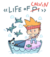 Life Of Calvin by lost-angel-less