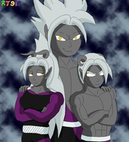 The Demon Family by RT912