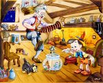 Pinocchio by PK4only