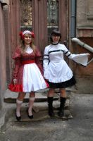 Lolita Dresses by Kutty-Sark