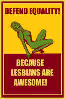 Defend Lesbians by Hollywood465599663