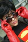 Here's Looking at You, Kid - Superboy by SilverShadeCosplay
