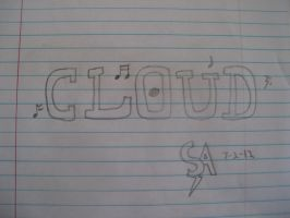 CloudChaser09 Logo by SonicAmp