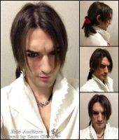 Ezio Auditore Haircut by Leon Chiro - AC 2 Project by LeonChiroCosplayArt