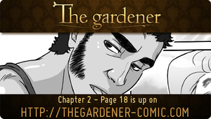 The gardener - Chapter 2 page 18 by Marc-G