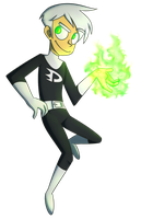 Danny Phantom by MonsterKirsche