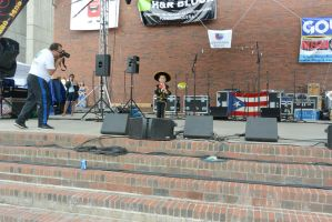 Puerto Rican/Latin Fest,Small But Mighty Voice 4 by Miss-Tbones