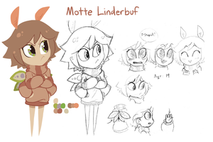 HB Final Concept: Motte Linderbuf by The-Knick