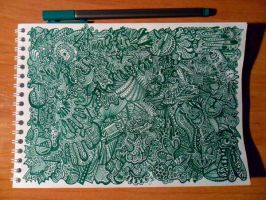 Doodle # by MarinaGor