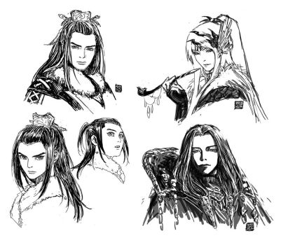 Thunderbolt Fantasy: The good, the bad, the other by mick347