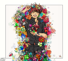 phichit bday art by snarky-gourmet