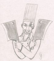 Draven - The Cooker by Akaishi-chan