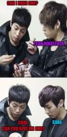Hungry Doojoon by kawaiinightblossom