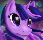 Twilight Sparkle by Tenebrus-Liepard