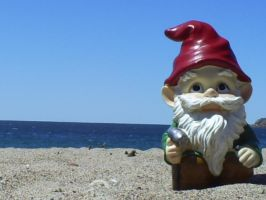 Garden Gnome Lake Superior 2 by Joey1992911