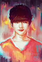 Kim MyungSoo by FrostMimosa