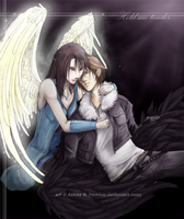 FFVIII--Hold Me Tender... by ramhay