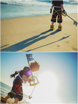 Kingdom Hearts 2: Hero of Light by behindinfinity