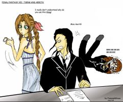 Re: Aerith Stole Hair Slide by RisenWarrior