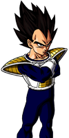 Vectorscan 028 - Vegeta 005 by VICDBZ