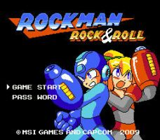 Rockman Rock and Roll by Zicron-Knight