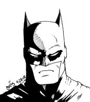 30 Minute Batman by Vegeta1978