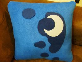 Luna's Cutie Mark Pillow by sgtgarand