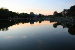 Centennial Lake by circathomas05