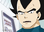 +Vegeta Animation DONE+ by Gokuran