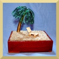 Paradise in a Box *Sold* by Roses-to-Ashes