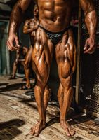 Bodybuilding 009 by vishstudio