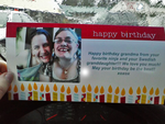 Bday Card for Gma by JesusFreak-4Ever