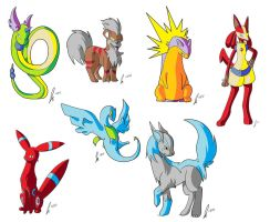 pokemon adopts by mahindu
