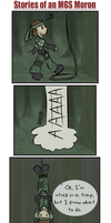 Stories of an MGS Moron 13 by zarla