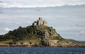 St Michaels Mount by Narwalmilk