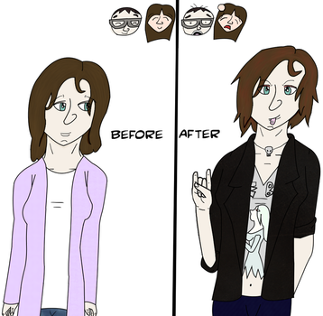 DAC: Before and After by NextTrickAnvils