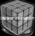 ENIGMATIC LOGO: THE CUBE by indelaccio