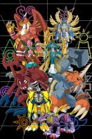 Digivolve into Ultimate by racookie3