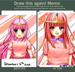 draw this again meme 11 by GreenTea-Ice